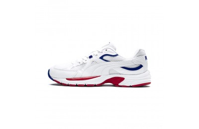 Puma Axis Plus 90s Sneakers White- White Sales