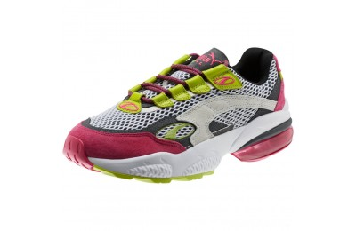 Puma CELL Venom Fresh Sneakers White-Fuchsia Purple Sales