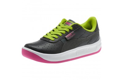 Puma California 90s Women's Sneakers Black-Fuchsia Purple Sales