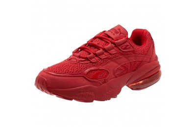 Puma CELL Venom Red Sneakers Ribbon Red-Tibetan Red Sales