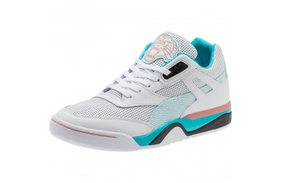 Puma Palace Guard Last Dayz Men's Sneakers White-Geranium Sales