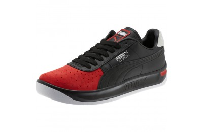 Puma GV Special Speedway Men's Sneakers Black-High Risk Red Sales