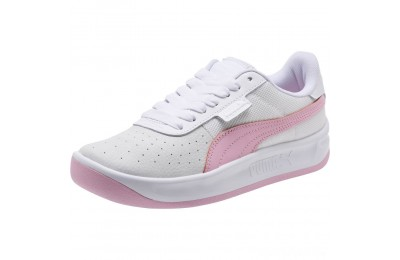 Puma California Women's Sneakers Wht-Pale Pink- Wht Sales