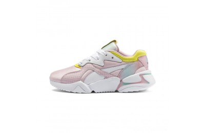 Puma Nova x Barbie Sneakers PSOrchid Pink- White Sales