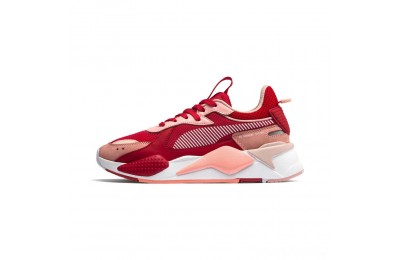 Puma RS-X Toys Women's Sneakers Bright Peach-High Risk Red Sales