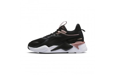 Puma RS-X Trophy Women's Sneakers Black-Rose Gold Sales