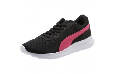 Puma ST Activate Women's Sneakers Black-Fuchsia Purple Sales