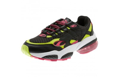 Puma CELL Venom Fresh Mix Women's Sneakers Black-Limepunch Sales