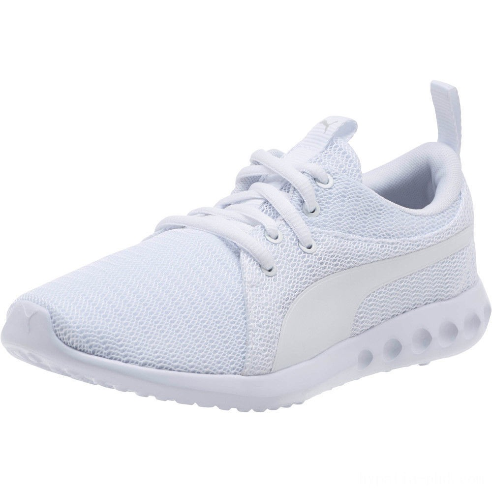 Puma Carson 2 Sneakers JR White- White Sales