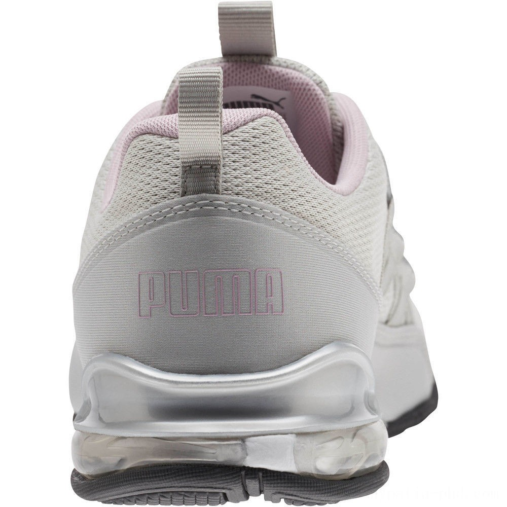 Puma Riaze Prowl Women's Sneakers Gray Violet-Winsome Orchid Sales