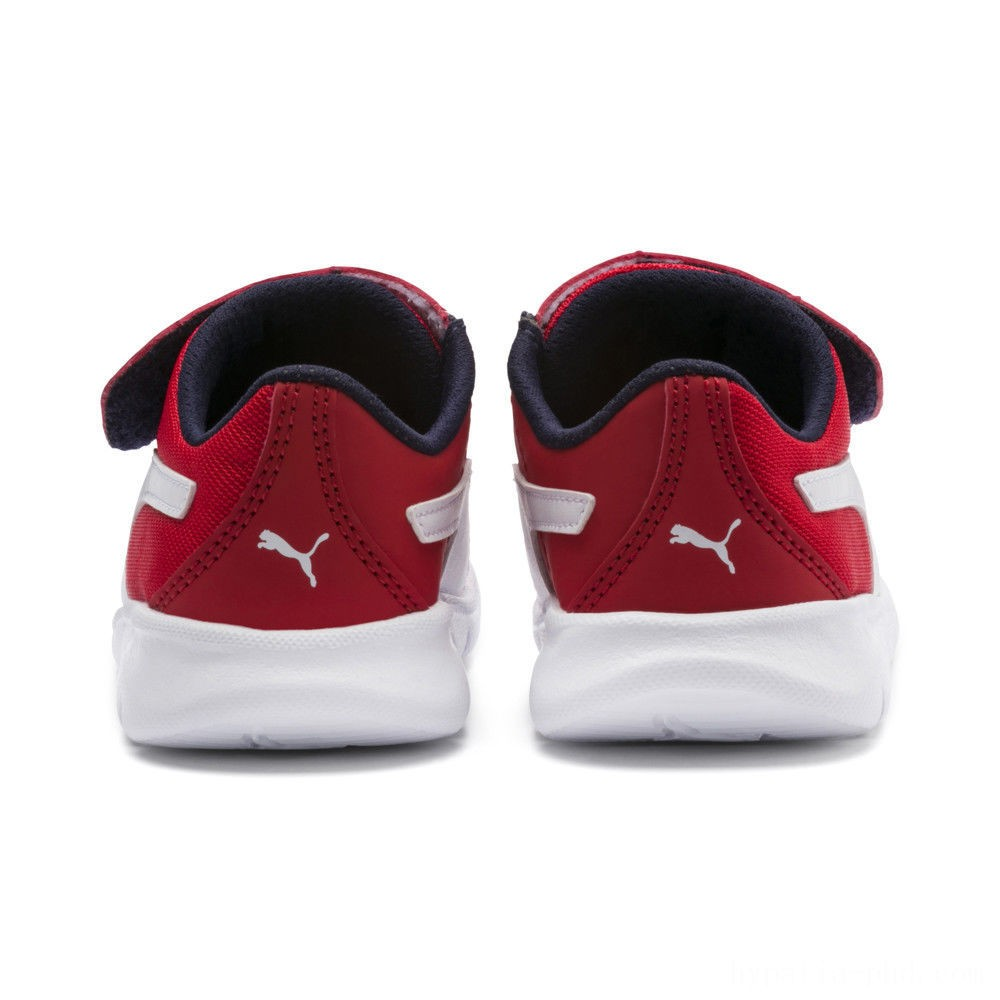 Puma Puma Bao 3 AC Infant Sneakers HighR. Red-P.White-Peacoat Sales