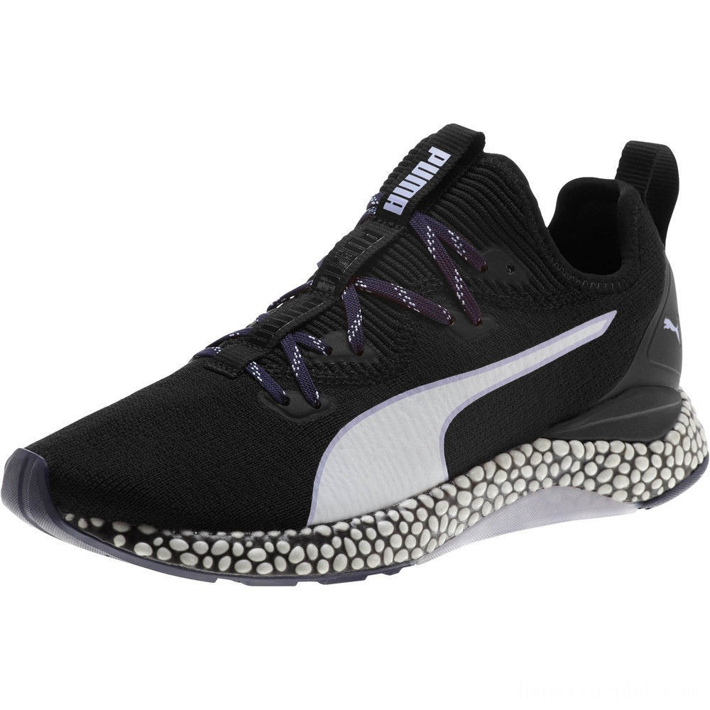 Puma HYBRID Runner Women's Running Shoes Peacoat-Sweet Lavender Sales