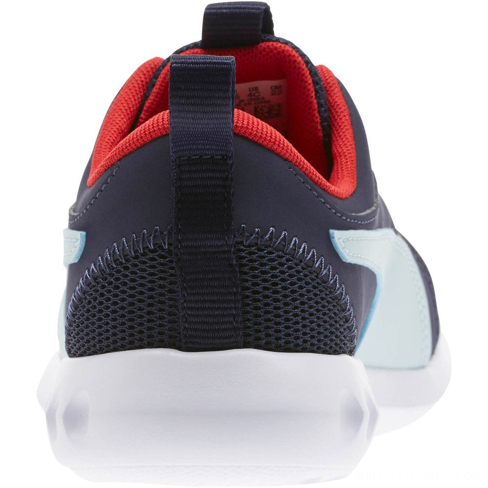 Puma Carson 2 Casual Sneakers JRPeacoat-Light Sky-Red Sales