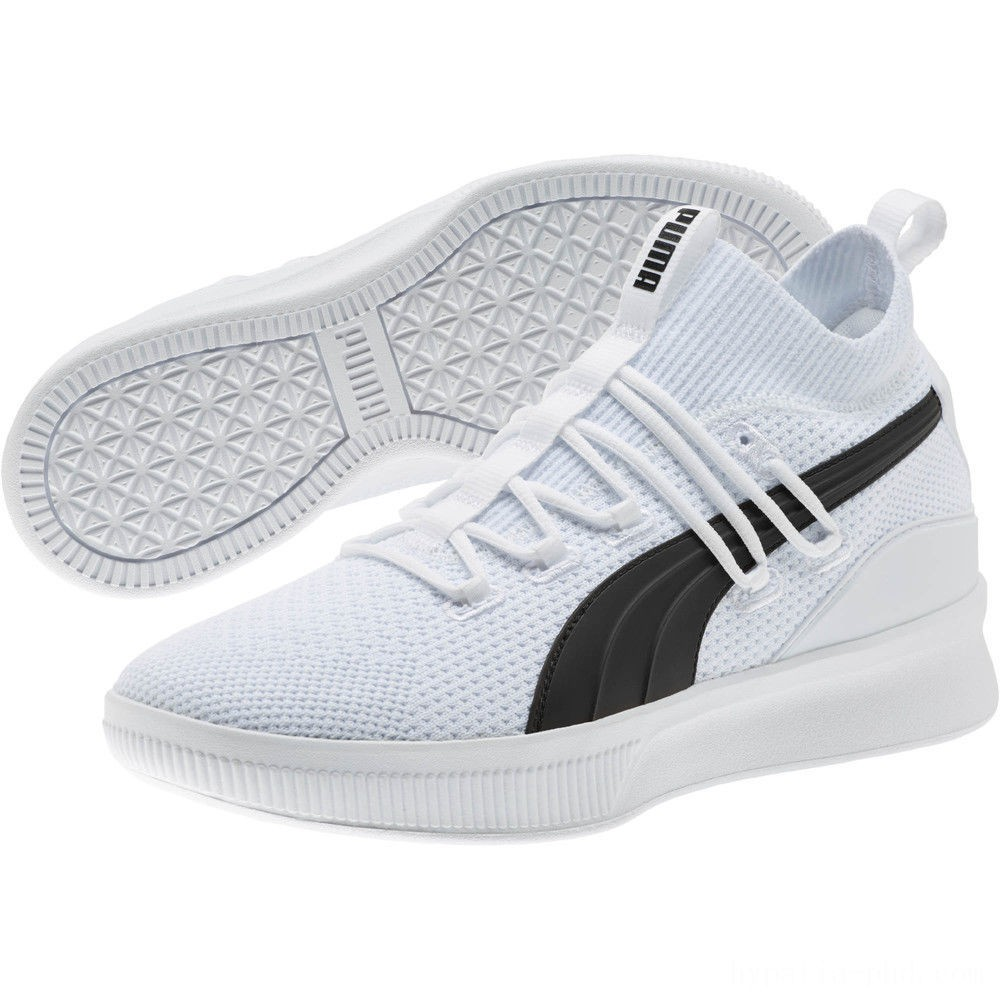 Puma Clyde Court Basketball Shoes JR White Sales