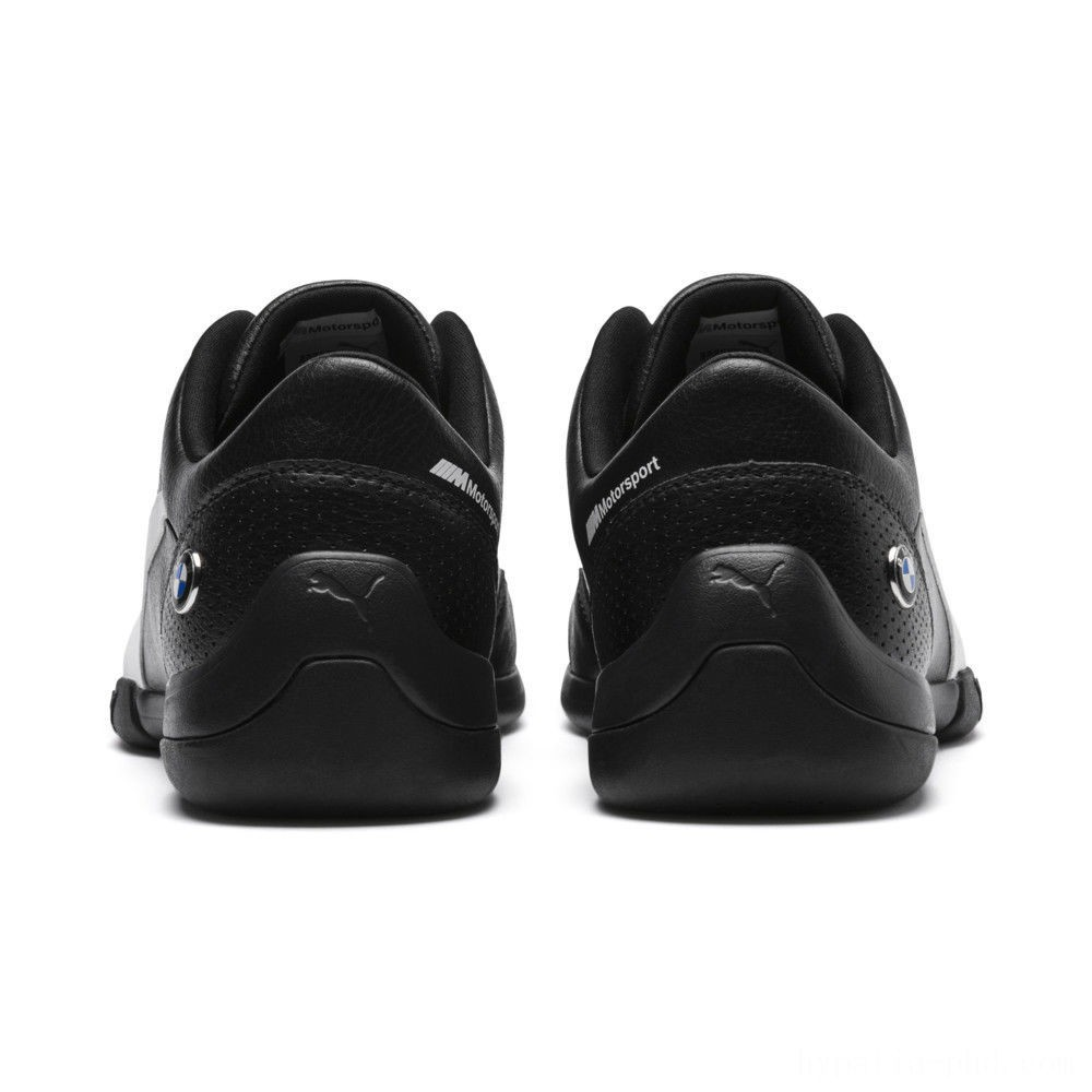 Puma BMW M Motorsport Kart Cat III Sneakers Anthracite- White Sales