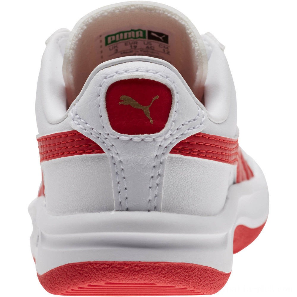 Puma GV Special Sneakers INF White-Ribbon Red Sales