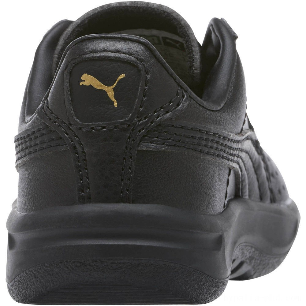 Puma GV Special Sneakers INF Black- Team Gold Sales