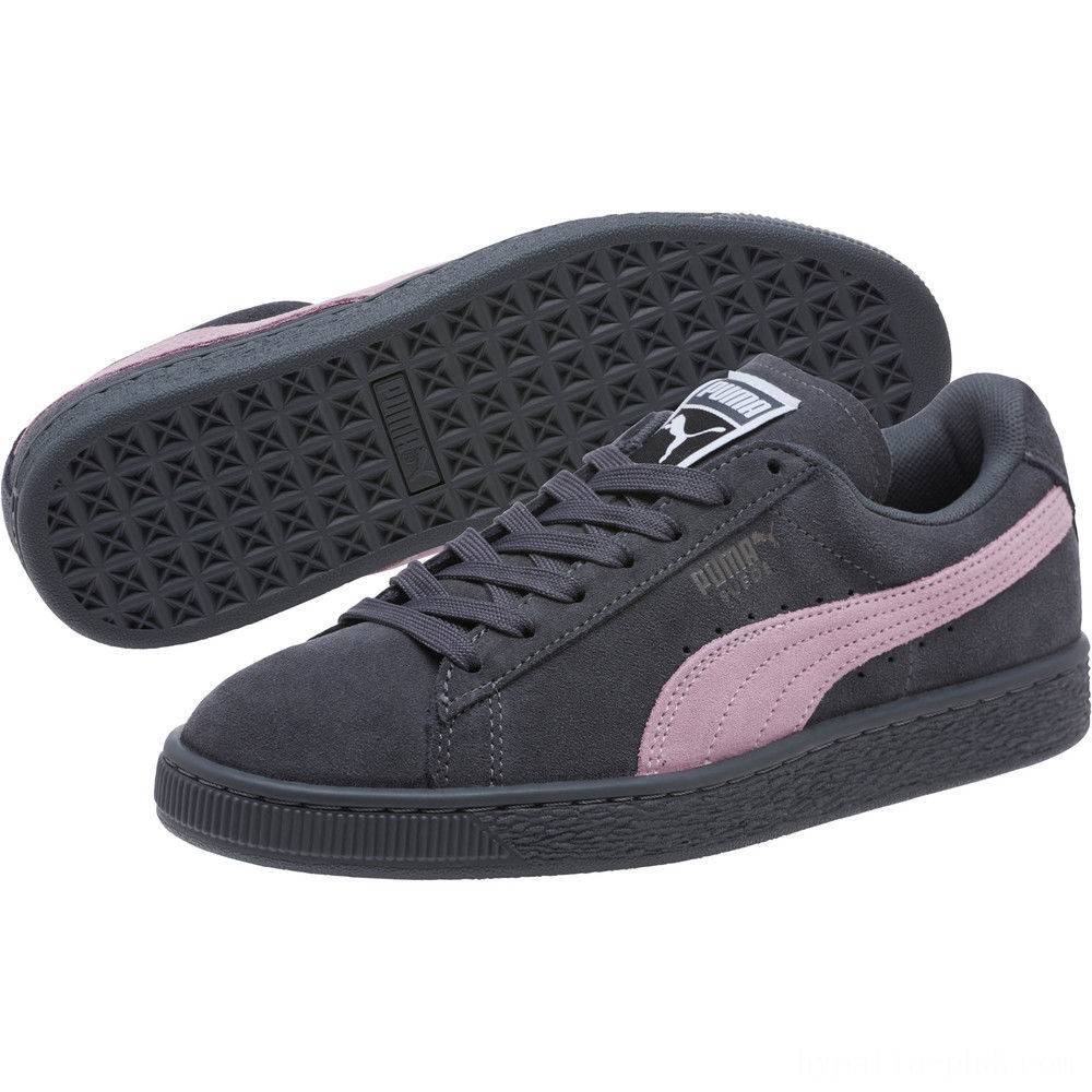 Puma Suede Classic Women's Sneakers Iron Gate-Winsome Orchid Sales