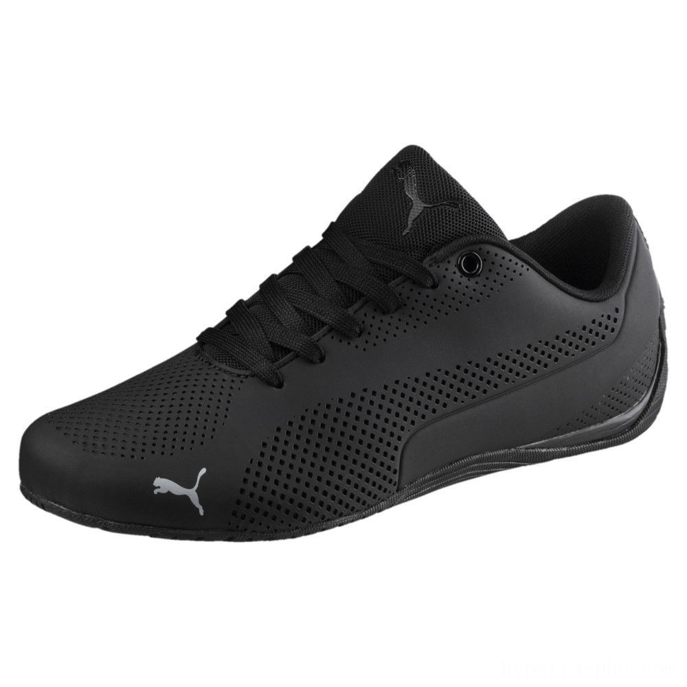 Puma Drift Cat Ultra Reflective Men's Shoes Black- Black-Blk Sales
