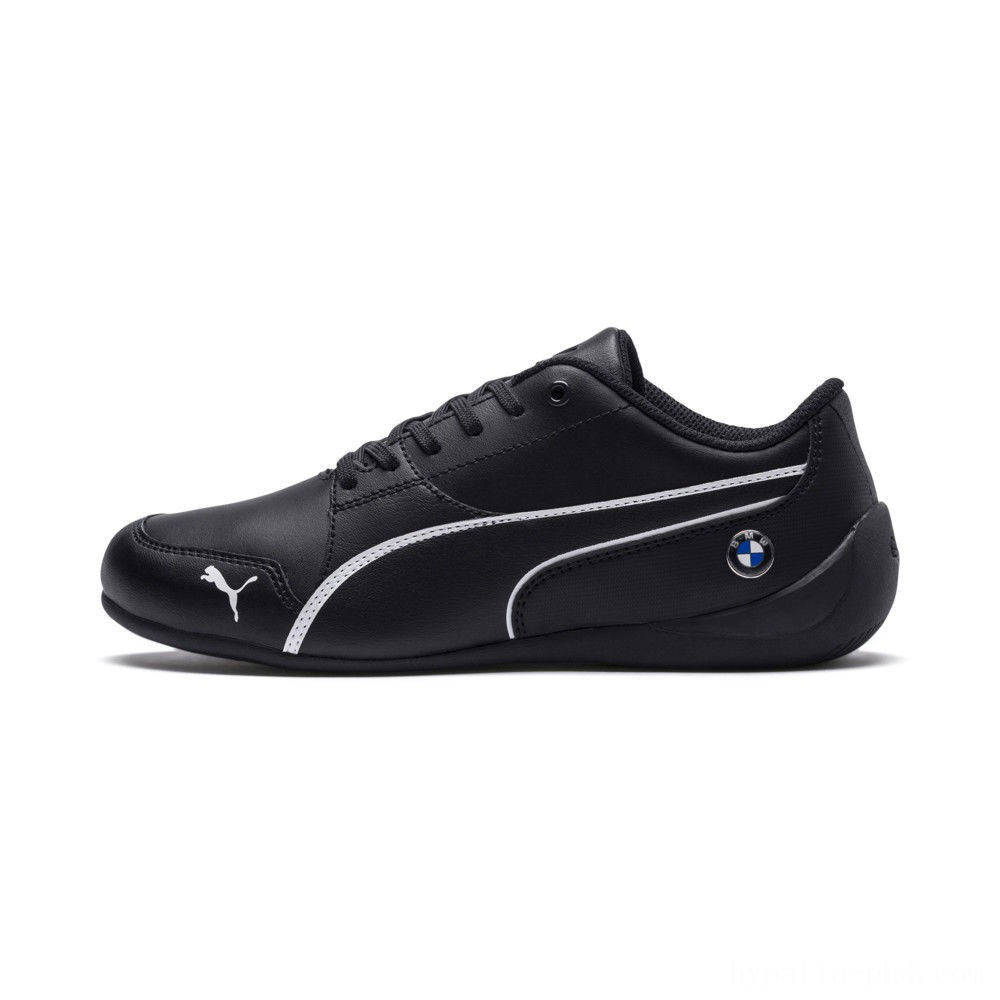 Puma BMW Motorsport Drift Cat 7 JR Sneakers Anthracite-Anthracite Sales