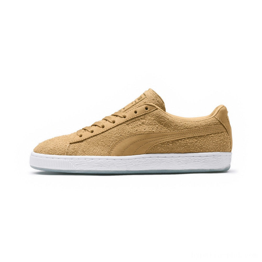 Puma PUMA x CHAPTER II Suede Classic Sneakers Taffy-Taffy Sales