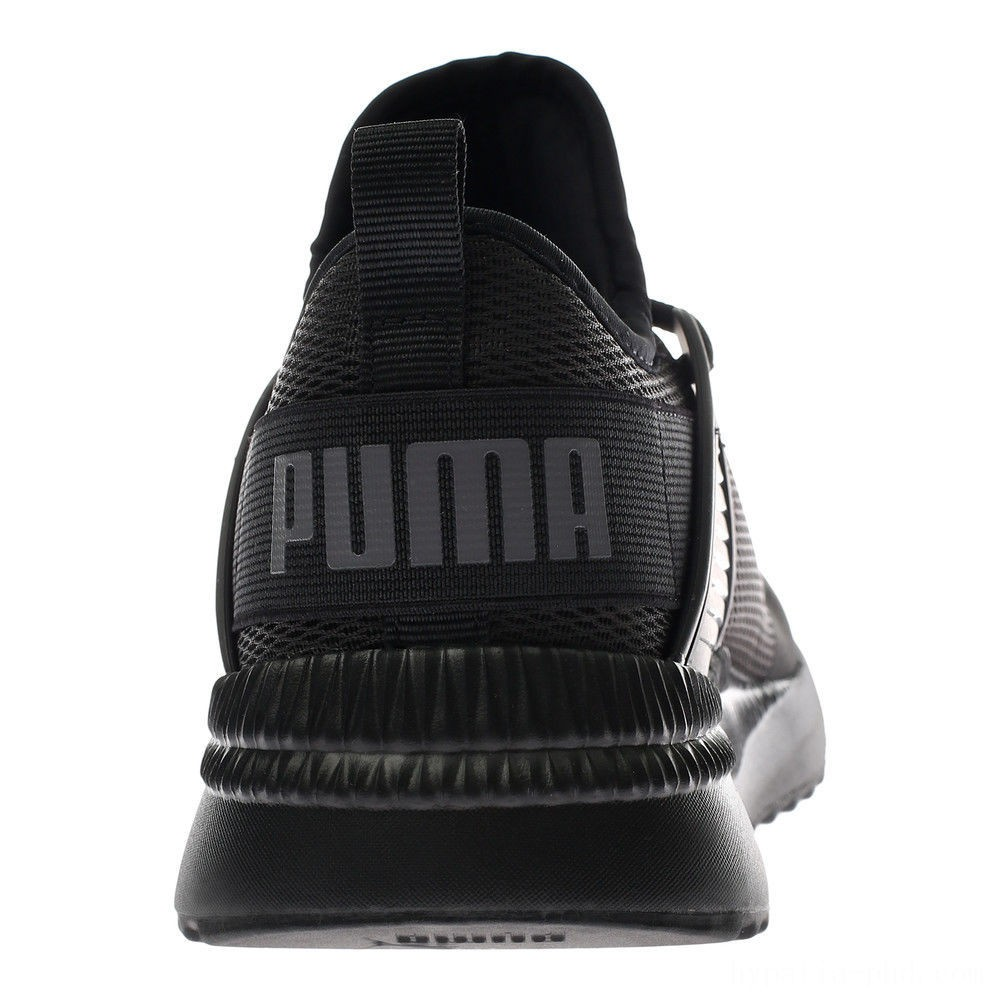 Puma Pacer Next Cage JR Sneakers Black- Black Sales