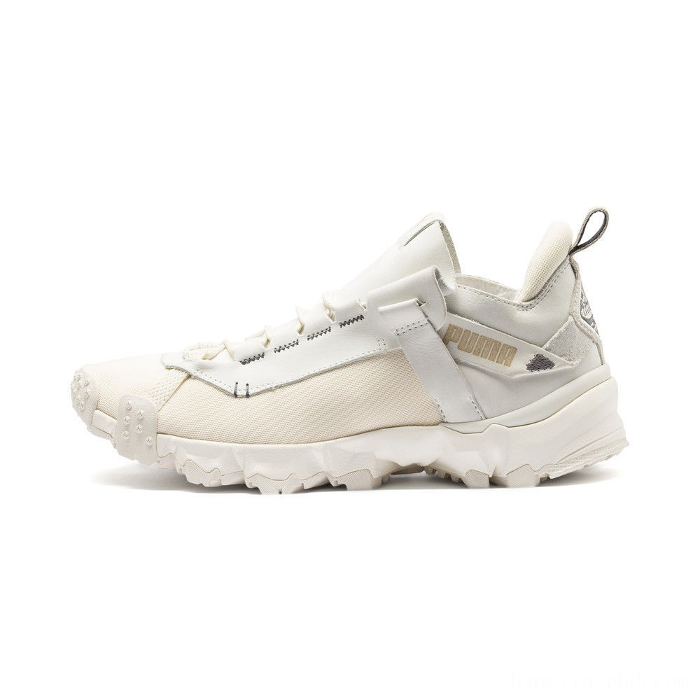 Puma Trailfox Running Shoes B Blanc-W White-B Blanc Sales