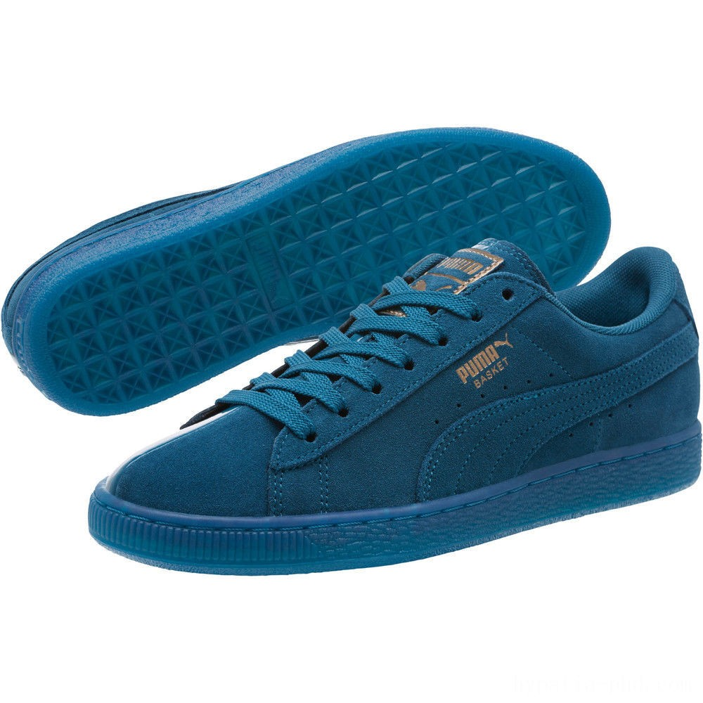 Puma Basket Classic LunarGlow Women's Sneakers Corsair-Corsair Sales