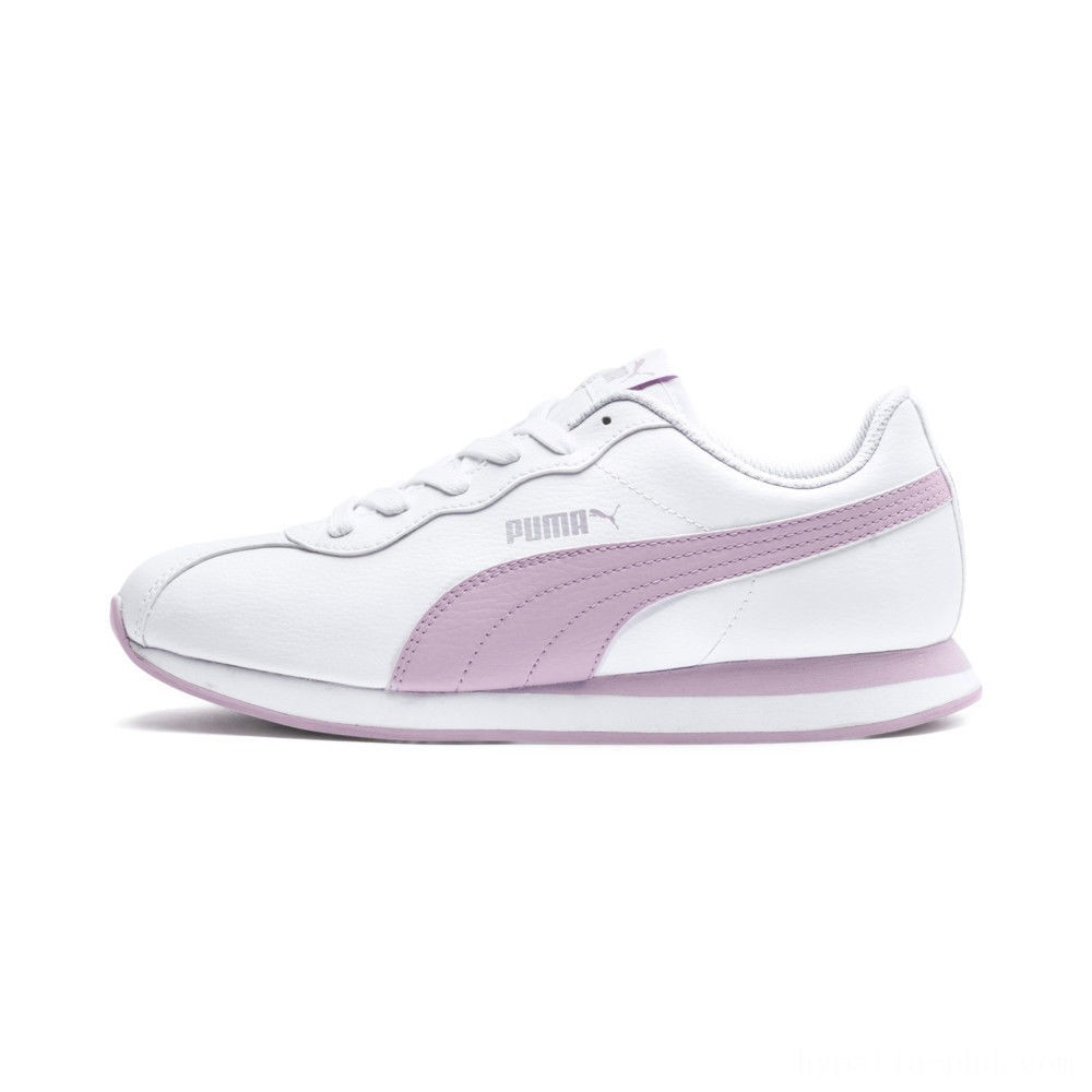 Puma Puma Turin II Sneakers White-Winsome Orchid Sales