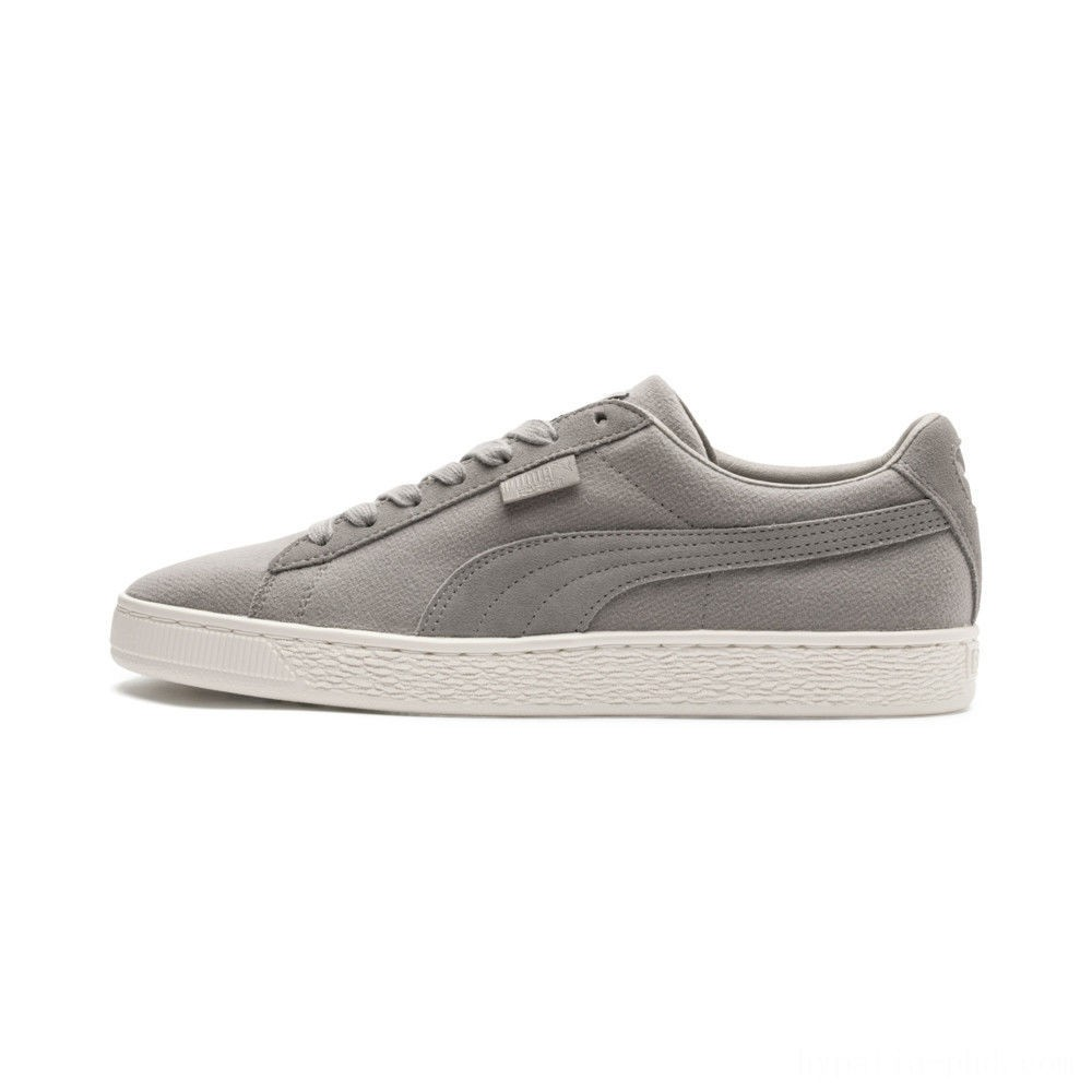 Puma Basket Classic Cocoon Sneakers Elephant Skin-Whisper White Sales