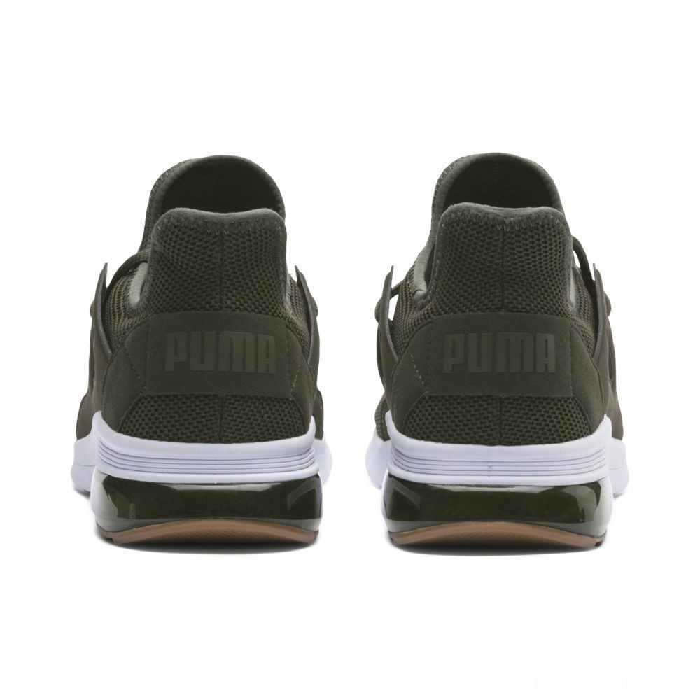 Puma Electron Street Sneakers Forest Night-Forest-White Sales