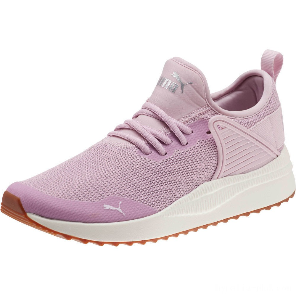 Puma Pacer Next Cage Women's Sneakers Wins Orch-Wins Orch-Whisr Wh Sales