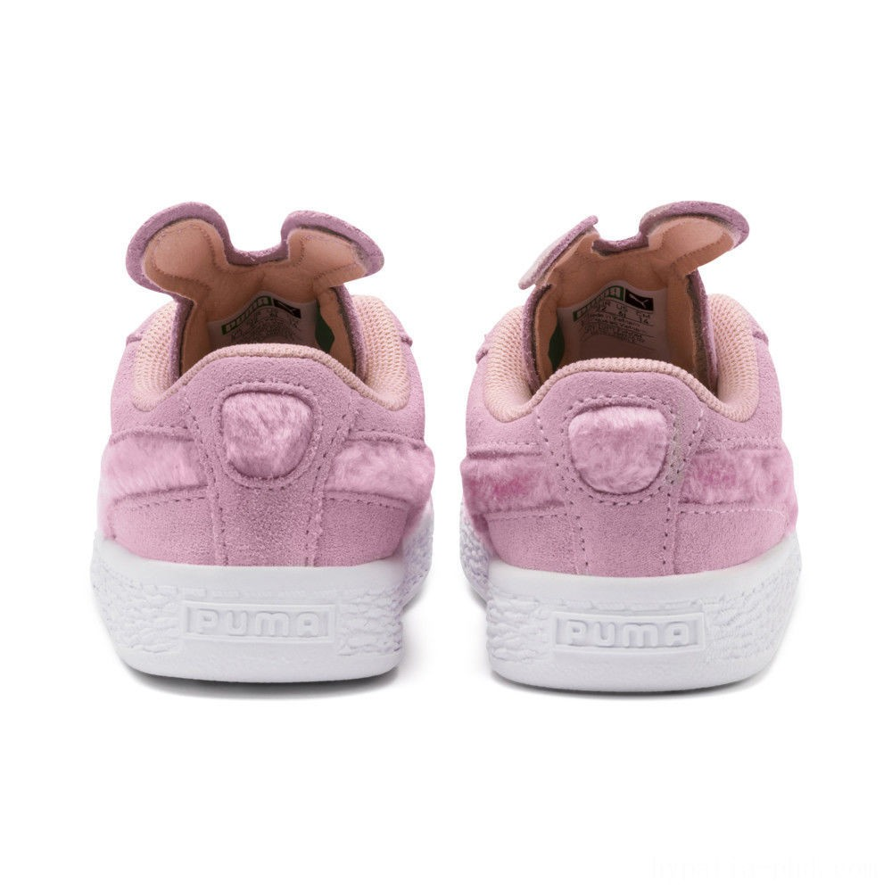 Puma Suede Easter AC Sneakers INFPale Pink-Coral Cloud Sales