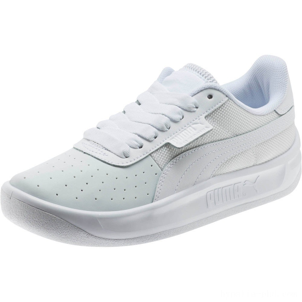 Puma California Sneakers JRP White-P White-P White Sales