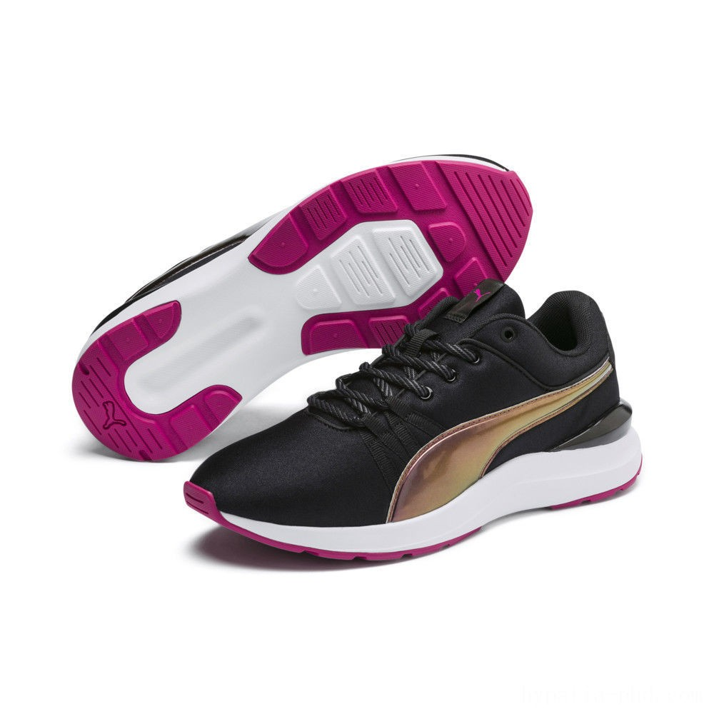 Puma Adela Trailblazer Women's Sneakers Black- White Sales