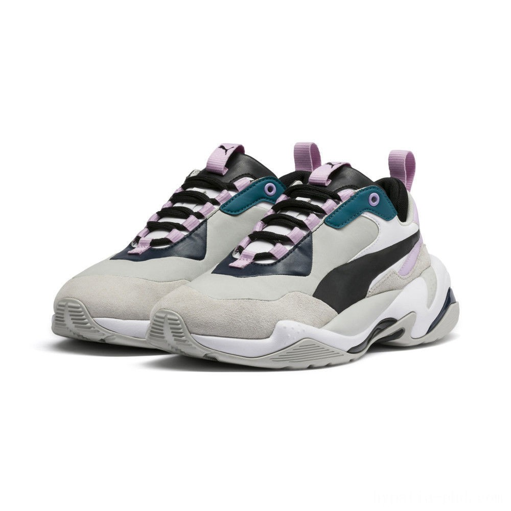 Puma Thunder Rive Droite Women's Sneakers Deep Lagoon-Orchid Bloom Sales