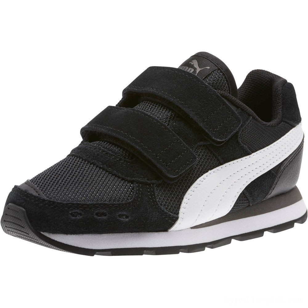 Puma Vista Sneakers PS Black- White Sales