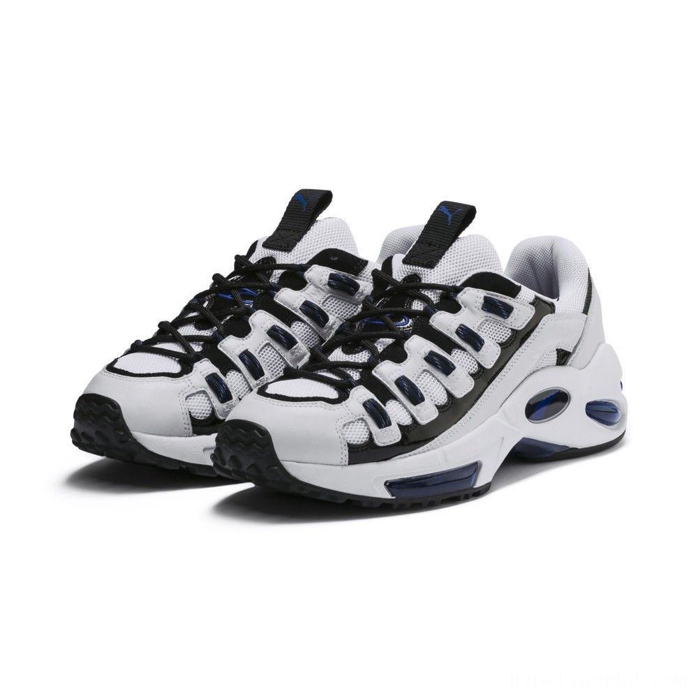 Puma Cell Endura Patent 98 Men's Sneakers White-Surf The Web Sales