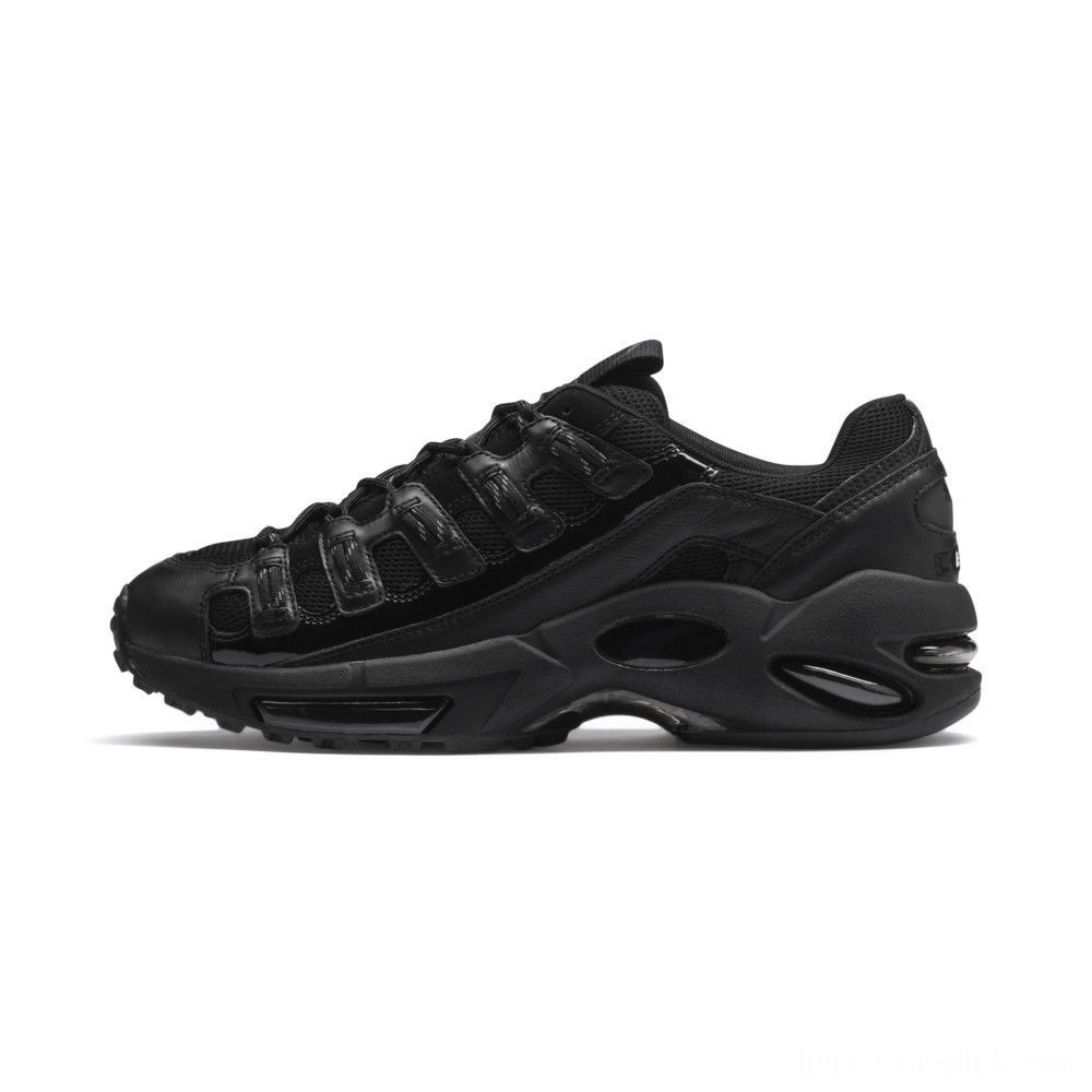Puma CELL Endura Reflective Sneakers Black- Black Sales