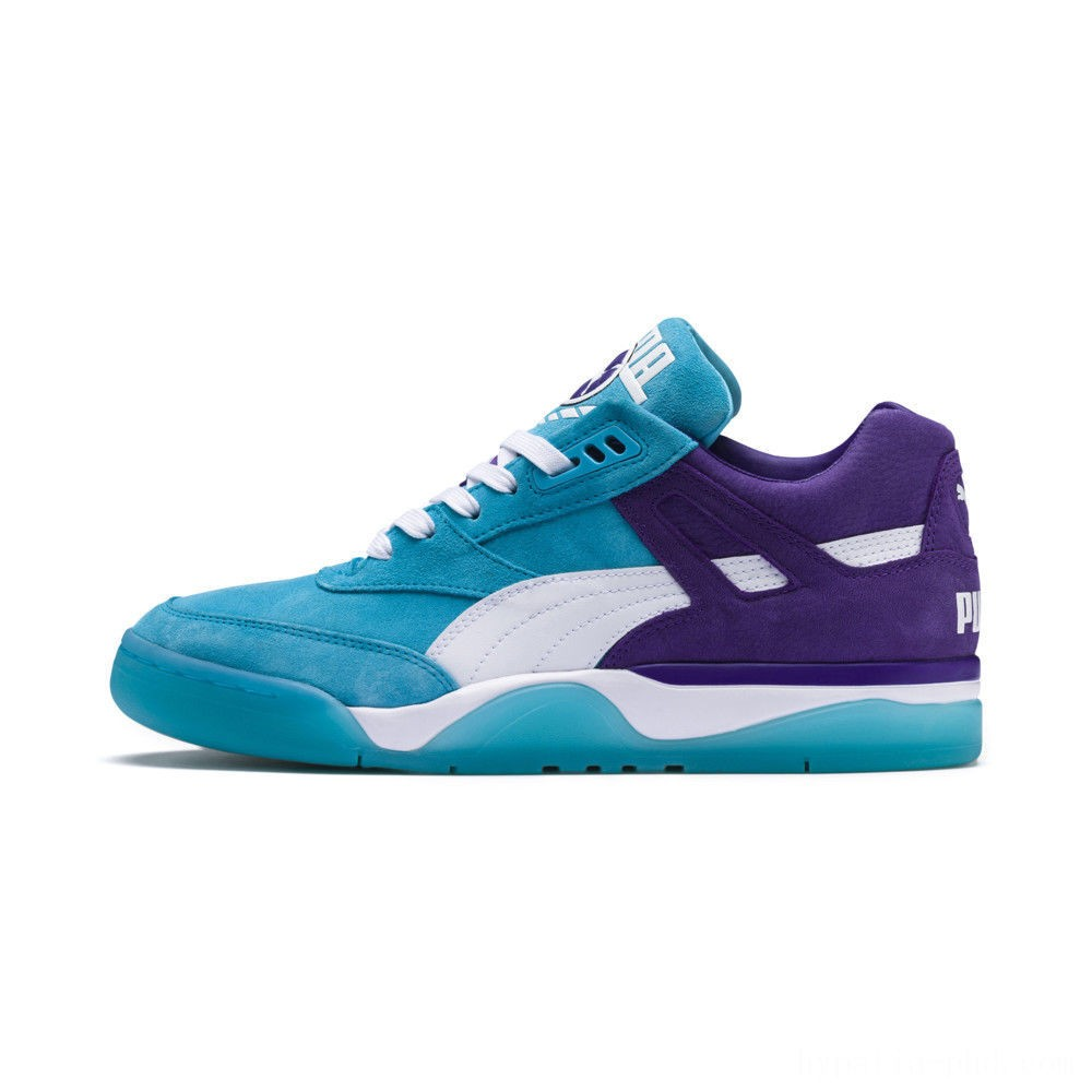 Puma Palace Guard Queen City Sneakers Blue Atoll-Prism Violet Sales